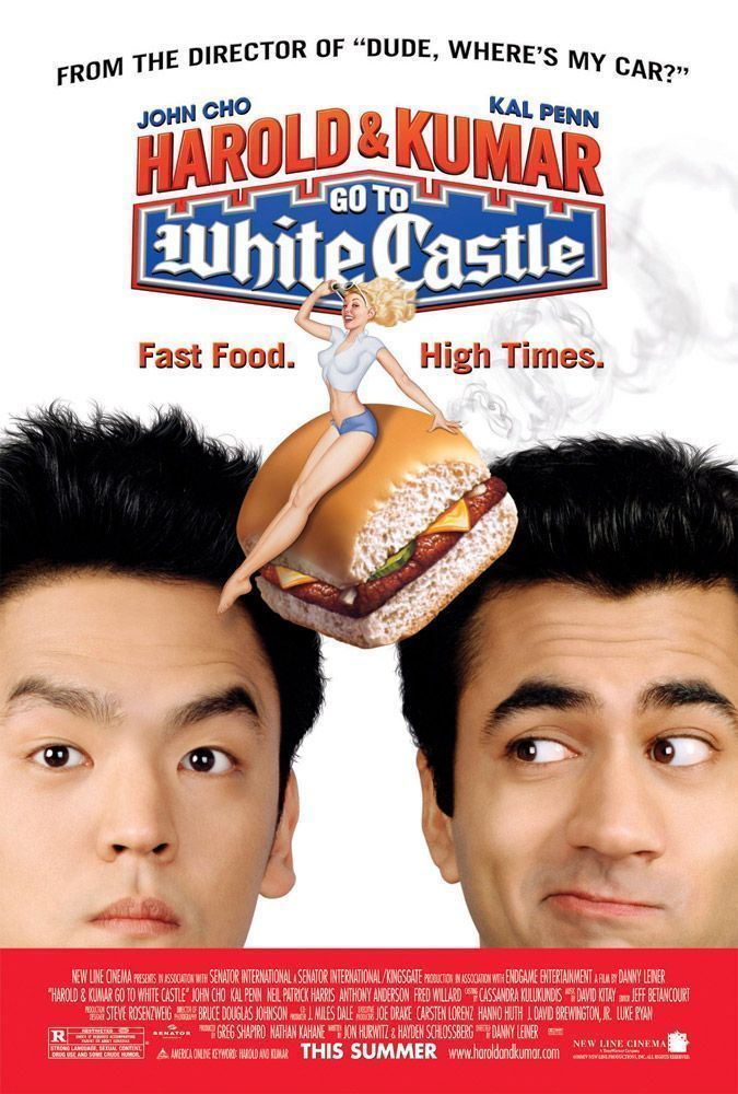 Harold et Kumar 1 Chassent Le Burger Streaming Film